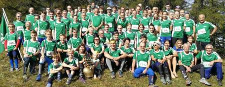 Team St. Gallen am Arge-Alp 2019